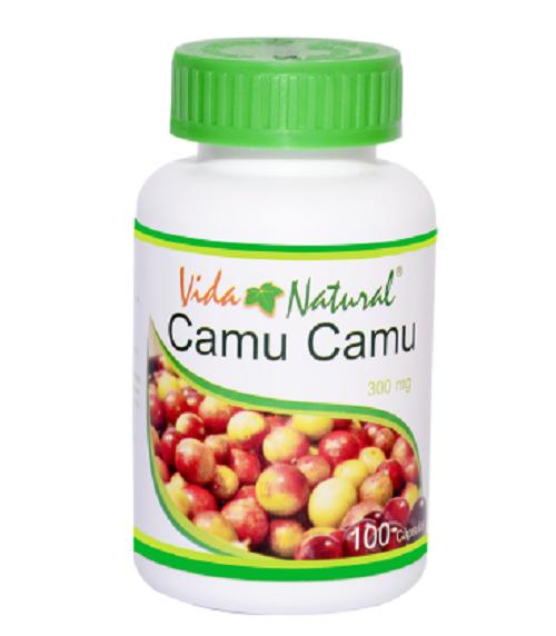 Camu Camu en cápsulas