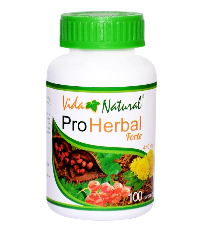 Pro Herbal: próstata